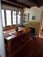 Santa Fe house photo - Dining room