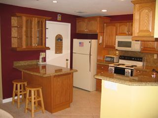 Deerfield Beach townhome photo - Kitchen