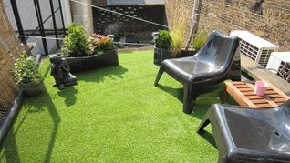 Islington apartment photo - Outside private roof terrace carefully decorated to relax. Just for this flat.