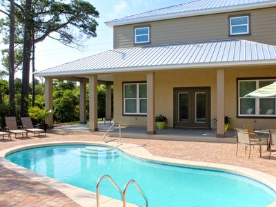 WINTER SPECIALS! Brand New! 6 Bedroom/6.5 Bath - Private pool & Free Golf cart