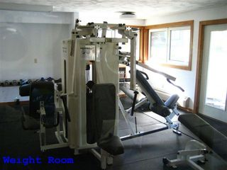 Lincoln condo photo - Weight Room.