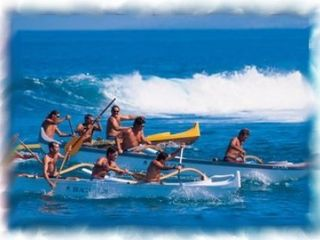 Waikiki condo photo - Or even go outrigger canoeing !!