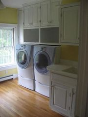 Yarmouth house photo - Laundry room