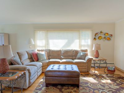 Hampton Bays house rental - Living Room