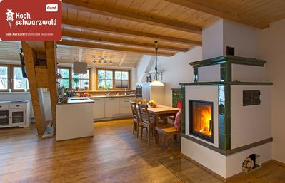 5 * Luxury holiday home on the farm Sauna | Terrace | Titisee - Wohneinheit 2537503