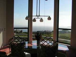 Bodega Bay house photo - Breakfast Nook with Incredible Ocean View