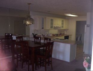 Branson condo photo - kitchen/dining area