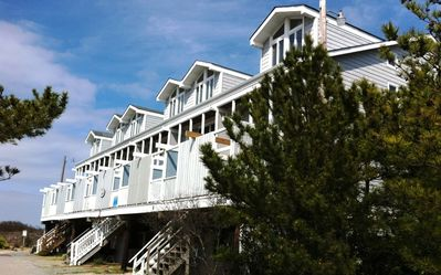 Bethany Beach townhome rental - Authentic beach house style and character