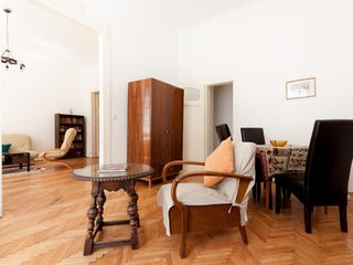 Budapest apartment photo - Spacious second room