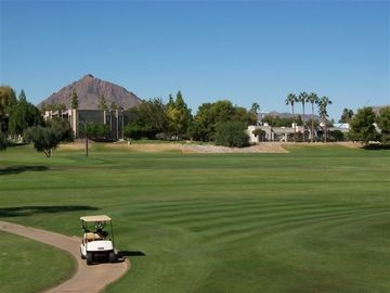 Old Town Scottsdale condo rental - View From Patio