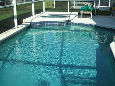Haines City house rental - Pool