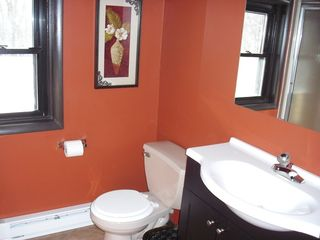 Tobyhanna chalet photo - Bath