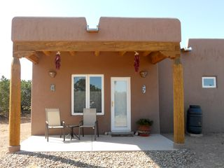 Mountainair villa photo - Relax with natural light, mountain views, and National Forest access