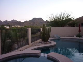Marana house photo - Million dollar views