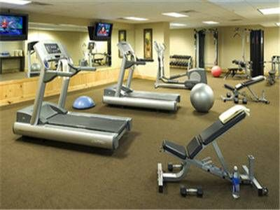 Westgate lodge rental - SILVERADO LODGE FITNESS ROOM