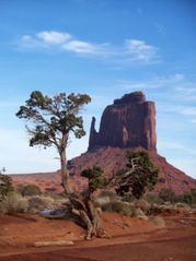 Bluff house photo - Monument Valley: Monument Valley is a 45 minute drive from Bluff.