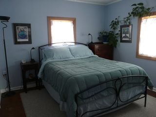 Kitty Hawk house photo - Ocean facing bedroom