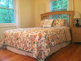 North Conway house photo - Master Bedroom-Queen Bed