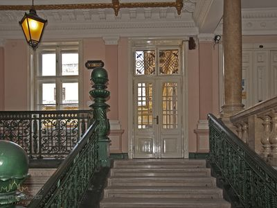 Andrassy 2 Apartment - Staircase
