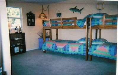 Kids Bunk Room Upstairs