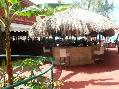 Punta Cana apartment rental - Beach clubs (7 minute walk)