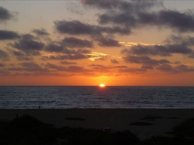 Breathtaking sunsets will amaze you at Villa Ventanas!!!!!