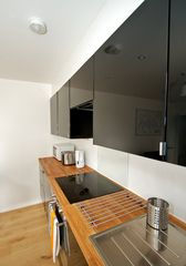 City of London apartment photo - Morden Kitchen