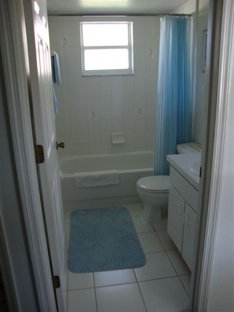 bathroom/shower for 2nd/3rd bedroom