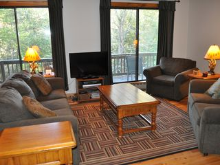 Living Room - Lake Placid house vacation rental photo