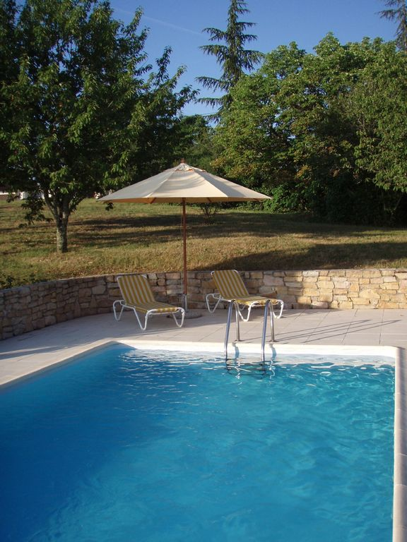 Swimming Pool Chez Flottes