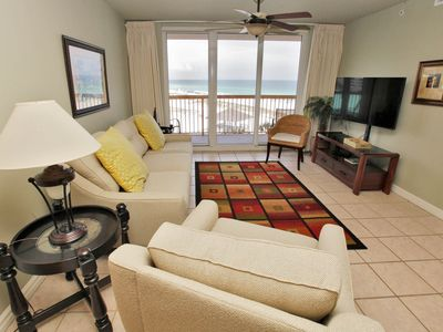 Pelican Beach Resort condo rental in Destin, Fl by Panhandle Getaways