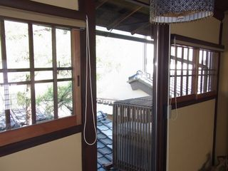 Kyoto townhome photo - View from 2nd floor