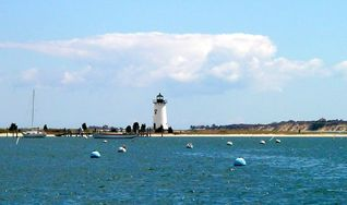 Vineyard Haven condo photo - Edgartown light