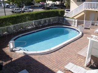 Pompano Beach condo photo - Pool side