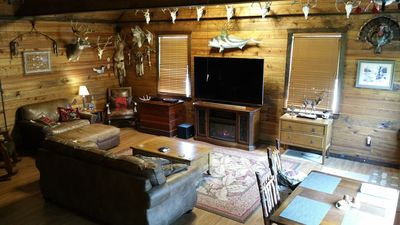 Ultimate Secluded Retreat for Sportsmen!