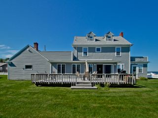Narragansett Pier house photo - Deck