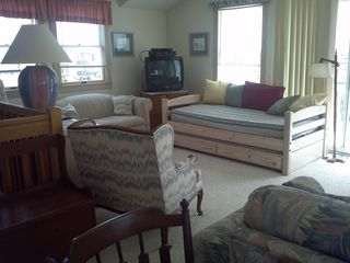 more upstairs seating and daybed - Beach Haven house vacation rental photo