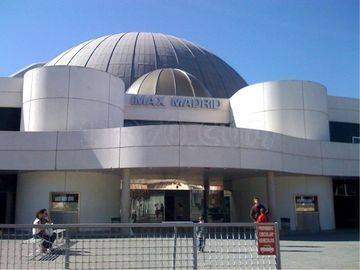 IMAX Madrid at 250 metres