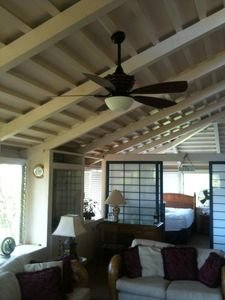 New ceiling fan keeps you cool