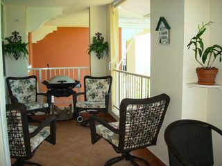 Aguadilla condo photo - Furnished Balcony/Terrace