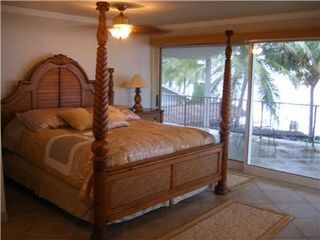 Makaha house photo - Master Bedroom with Ocean View