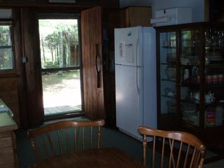 Fifty Lakes cabin photo - Kitchen Entry