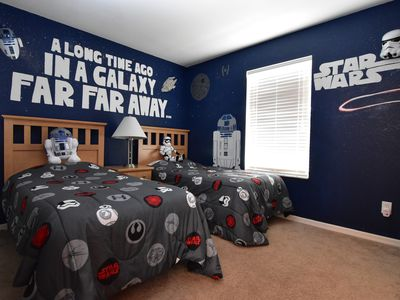 $79/n Frozen and Star Wars Themed Rooms (Regal Palms) 4bed villa by Disney