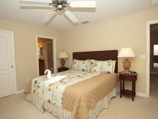 Paradise Palms townhome photo - King Master with en suite bath
