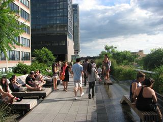 West Village apartment photo - Highline! Walk beautiful elevated gardens the length of the downtown west!