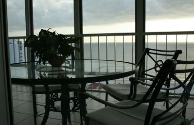 Balcony View ..No End in Sight ..Panoramic View