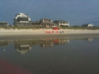 Pawleys Island townhome photo - Sunrise walk or bikeride