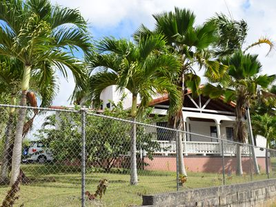 2 Bed House & 3 Bed Bungalow, Swimming Pool, wi-fi, 3/4 acre gardens - Eullen Ville