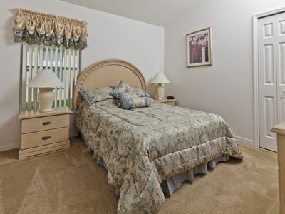 The Sanctuary at West Haven villa rental - Double bedroom with en-suite
