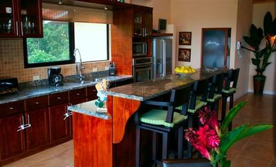 Manuel Antonio house rental - Kitchen